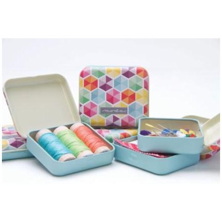 Moda Tin Box