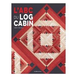 Livre ABC des log cabin EN FRANCAIS