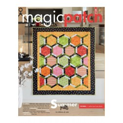 Magic Patch BOOKAZINE - Summer Quilts n°134