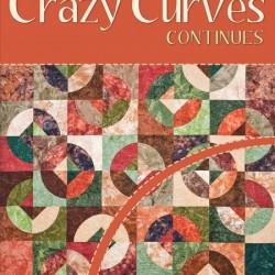 Livre Crazy Curves d'Elisa Wilson