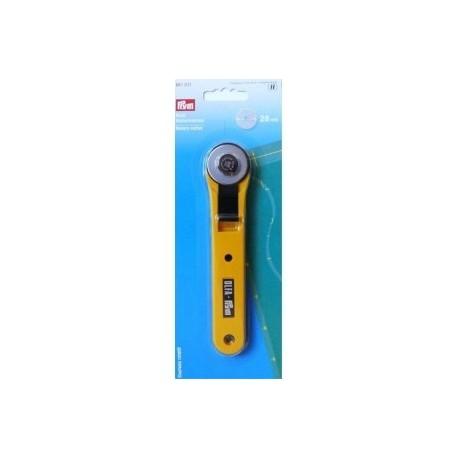 Cutter rotatif 28 mm Prym/Olfa