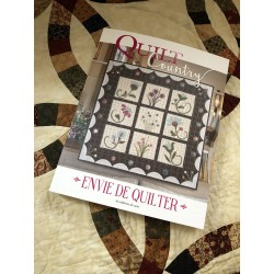 Quilt Country Magazine Envie de Quilter