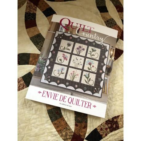 Quilt Country Magazine Envie de Quilter