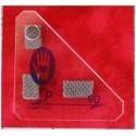 Ruler Betty - Bandes adhésives anti glisse